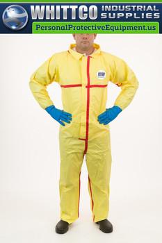 ChemSplash® 1 7012YT-M International Enviroguard PPE
