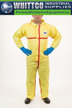 ChemSplash® 1 7012YT-L International Enviroguard PPE