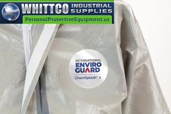ChemSplash 2 7213GT-XL International Enviroguard PPE
