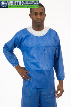 Soft Scrubs™ FS2064B-L International Enviroguard PPE