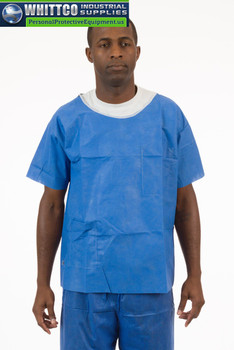 Soft Scrubs™ FS2065B-M International Enviroguard PPE