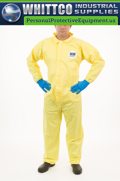 ChemSplash 1 7012YS-L International Enviroguard PPE