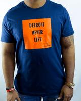 Detroit Never Left™ Tee – Tigers