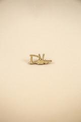 Enamel Pin - Signature (Gold)