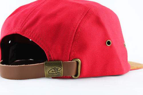 Woodbridge Hat - Red Cotton