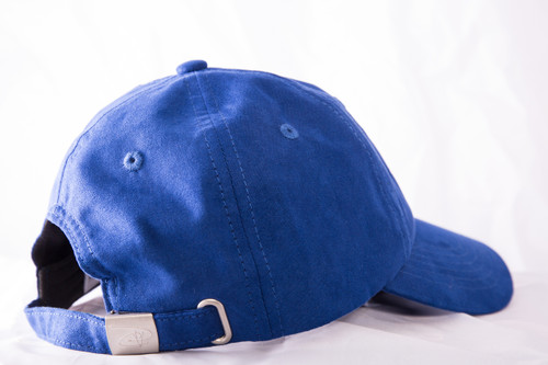 Indian Village Dad Hat - Blue Suede