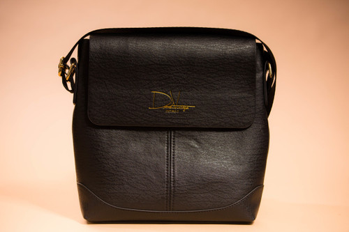 The State Crossbody Bag - Black