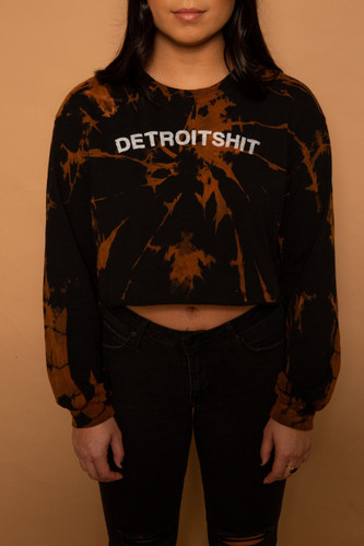 DV x 248Studio - Detroit Shit L/S Crop
