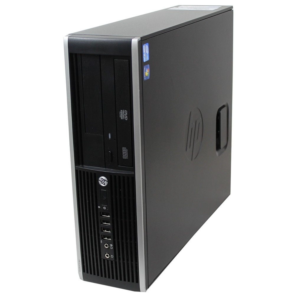HP 8300 Elite Desktop SFF Quad Core i5 3.2GHZ 8GB 500GB HDD Win 7 Pro GB