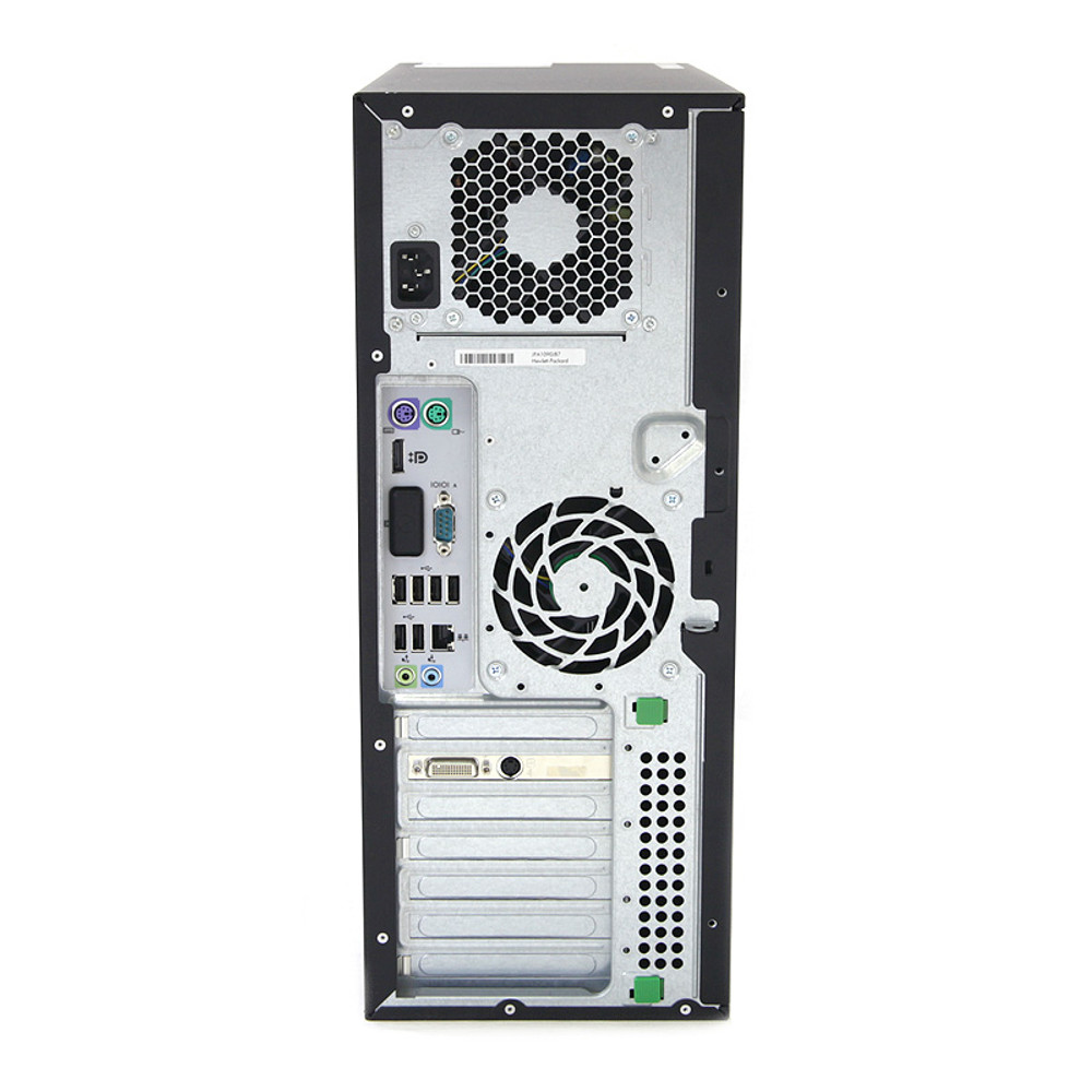 HP 8100 Elite Desktop Tower i5 3.2GHZ 4GB 250GB HDD Win 7 Pro GB