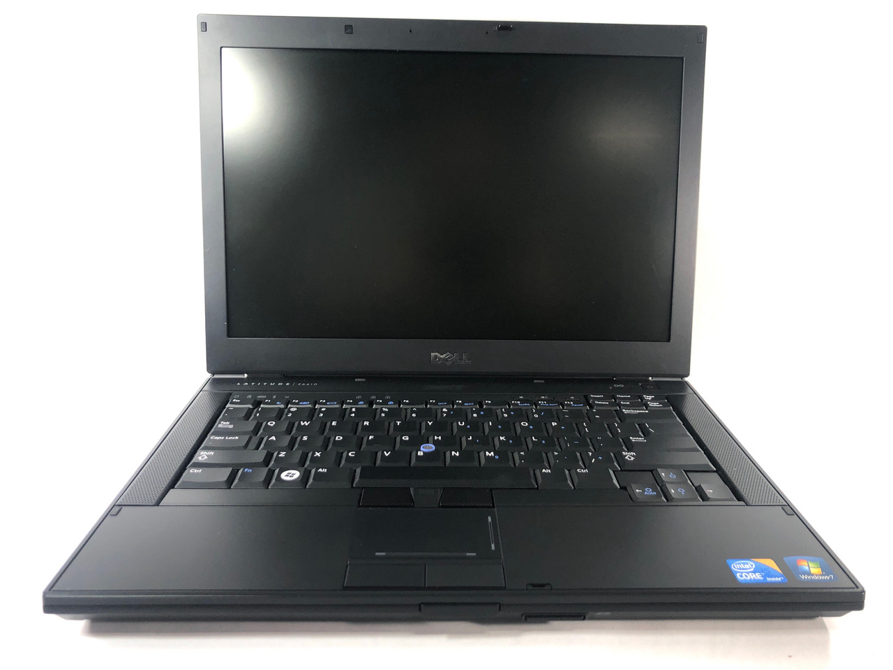 Dell E6410 Latitude Laptop i7 2 67GHZ 4GB 250GB HDD Win 7 GB