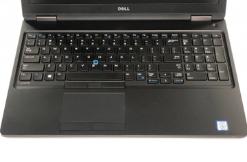 "Dell Latitude E5580 Laptop 15.6"" I7 7600U 2.8GHz 16GB M.2 256GB Win 10 Pro GB"