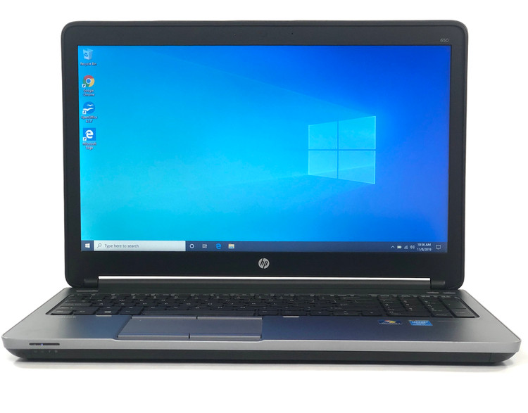"HP ProBook 650 G1 Laptop 15.6"" i7 4600M 2.9GHz 8GB 320GB Win 10 Pro GB"
