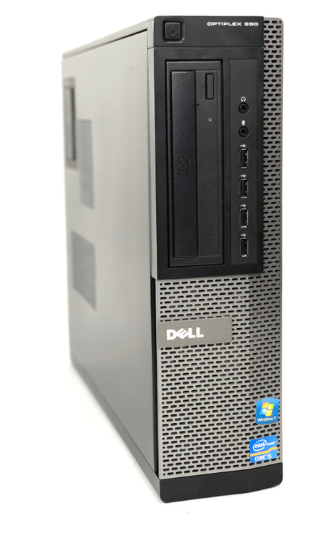 Dell Optiplex 990 Desktop SFF i5 2500 3.3GHz 4GB 500GB Win 7 Pro