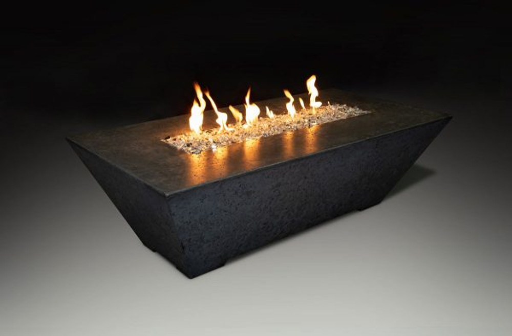 Athena Olympus Rectangle Fire Table