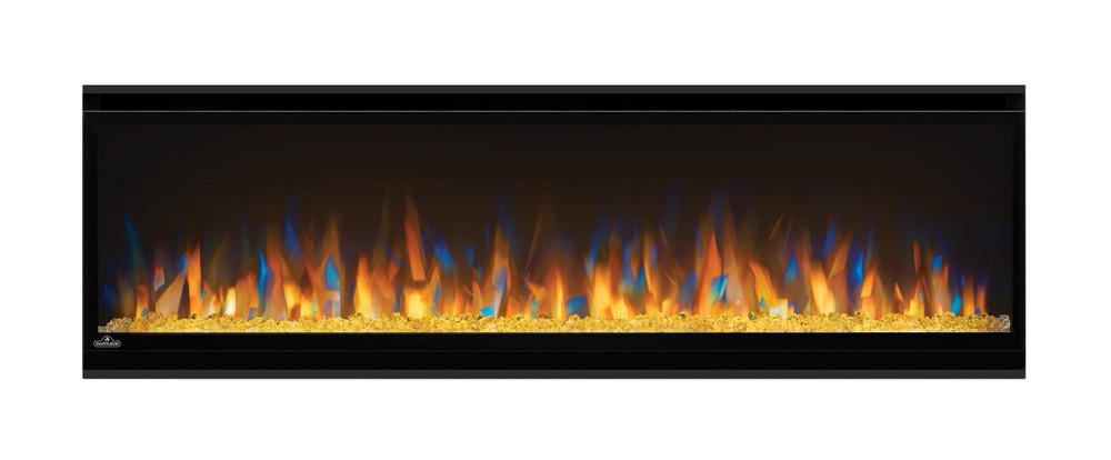 Napoleon Alluravision 50 Deep Depth Electric Fireplace