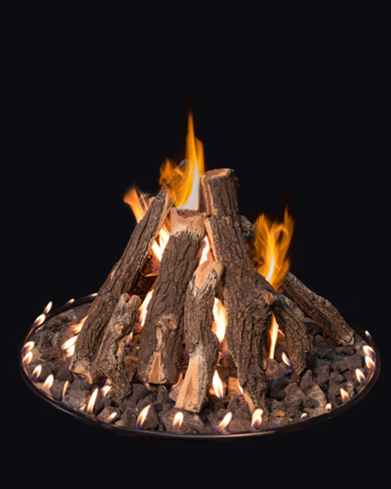Grand Canyon Round Tall Stack Fire Pit