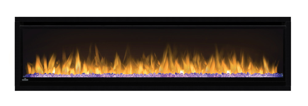 Napoleon Alluravision 60 Deep Depth Electric Fireplace