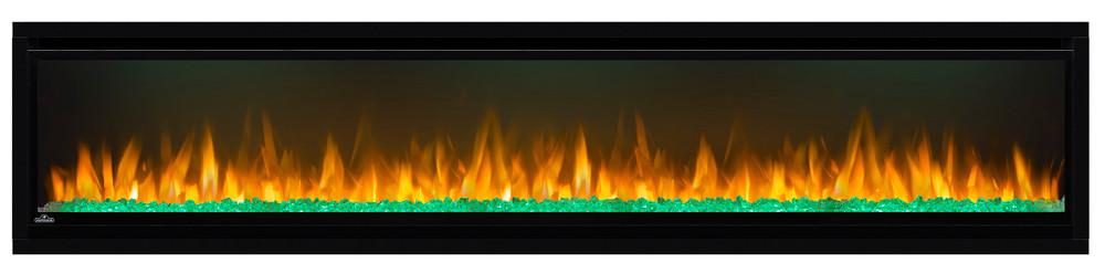 Napoleon Alluravision 74 Deep Depth Electric Fireplace
