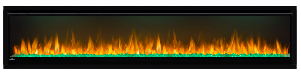 Napoleon Alluravision 74 Deep Depth Electric Fireplace