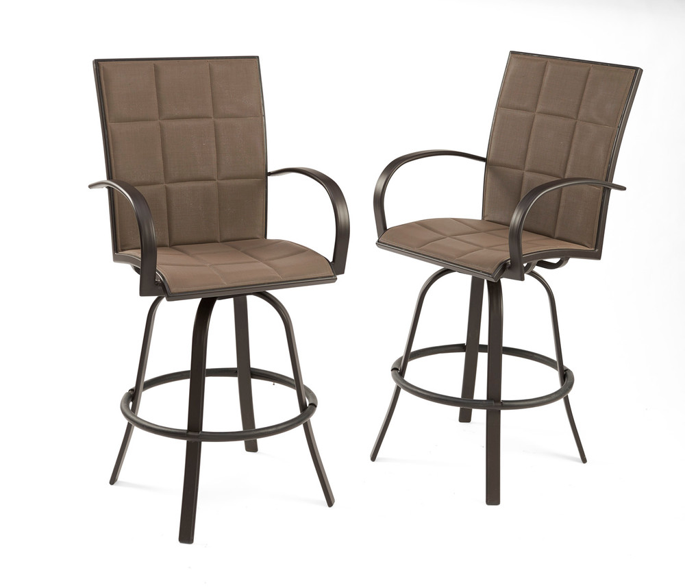 Outdoor Great Room Empire Barstools