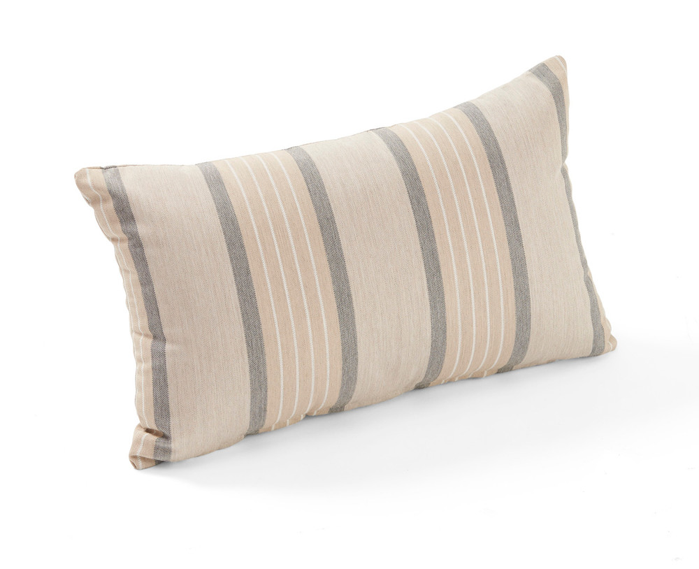 Outdoor Great Room Cove Pebble Lumbar Pillow