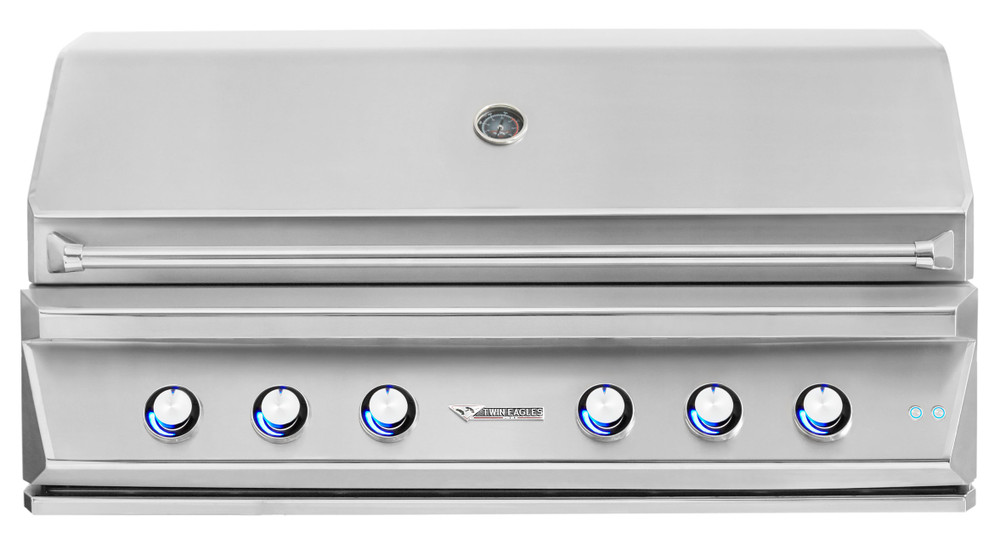 """Twin Eagles 54"""" Gas Grill"""