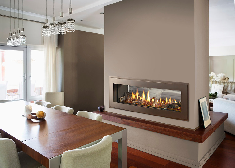 """Heatilator Crave 48"""" Gas Fireplace"""