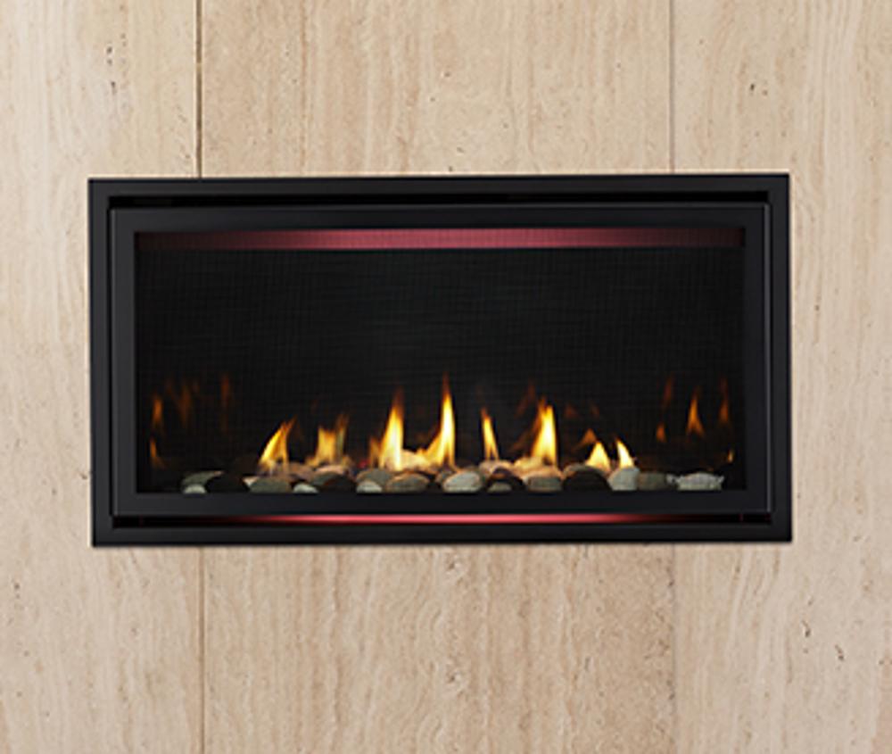 """Heatilator Rave 36"""" Gas Fireplace"""