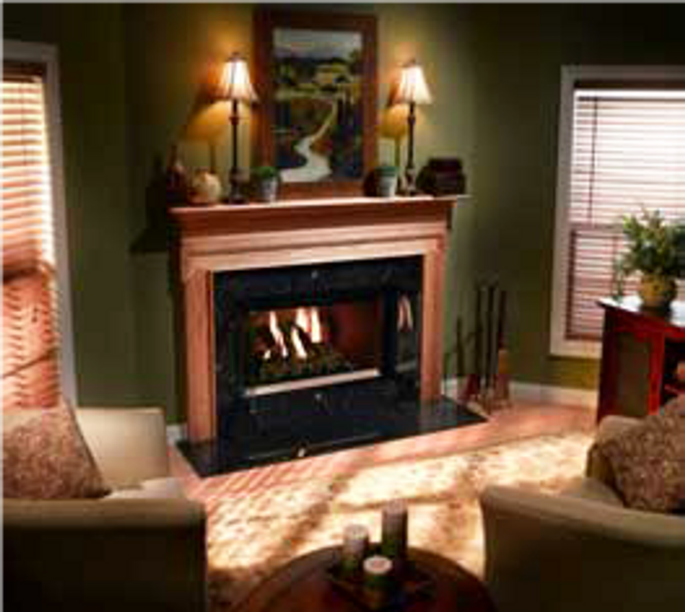 "Heatilator Accelerator 42"" Wood Fireplace"