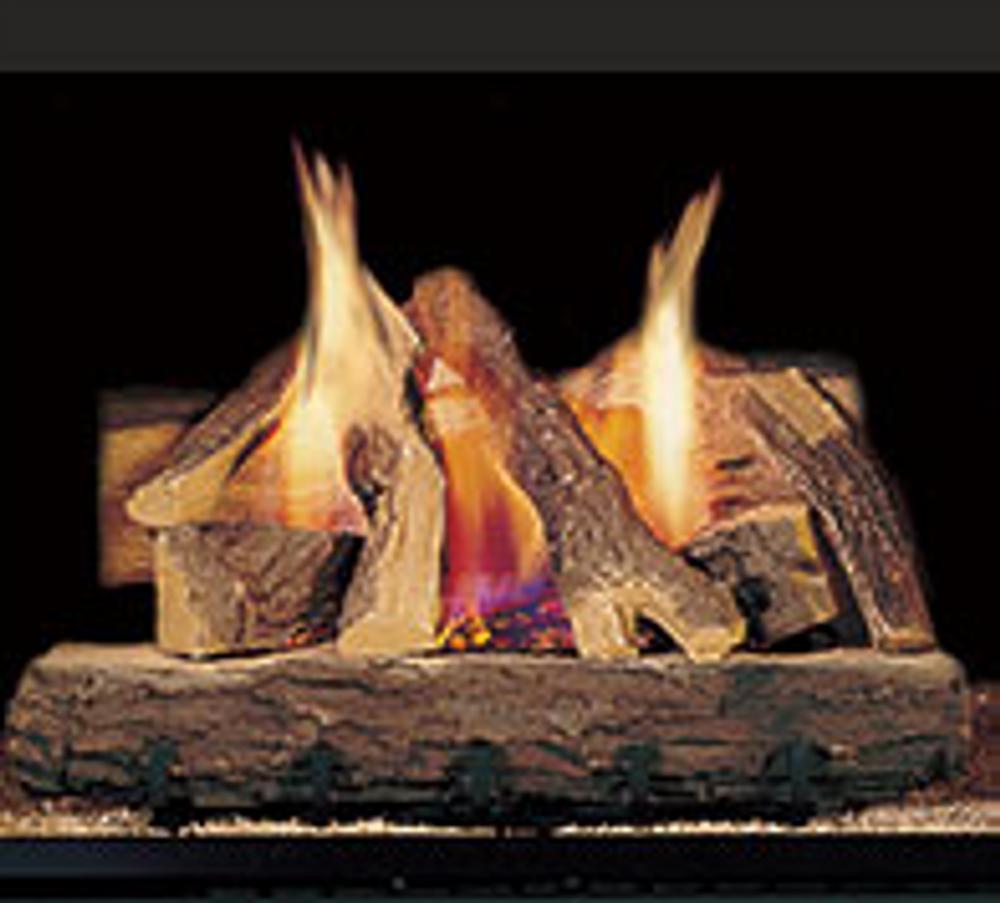 "Heatilator 18"" - 30""  Campfire Gas Log Set"