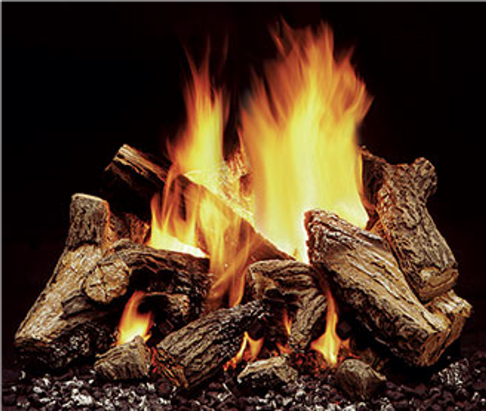 "Heatilator 18"" 4-Piece Duzy 2 Gas Log Set"