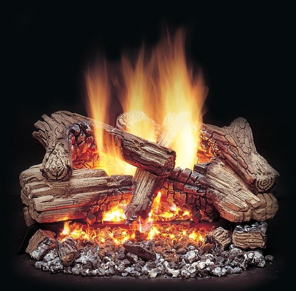 "Heatilator 18"" 6-Piece Duzy 3 Gas Log Set"
