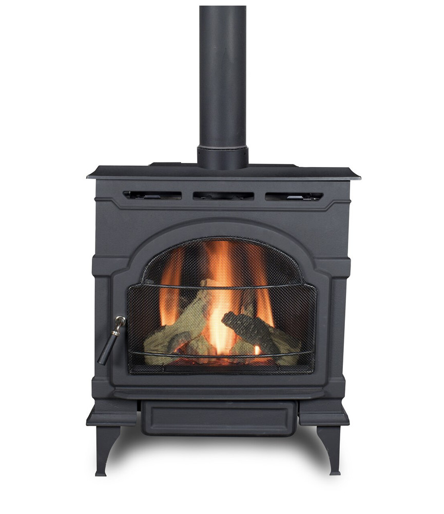 Hearth & Home Oxford DV Gas Stove w/ Intellifire IPI