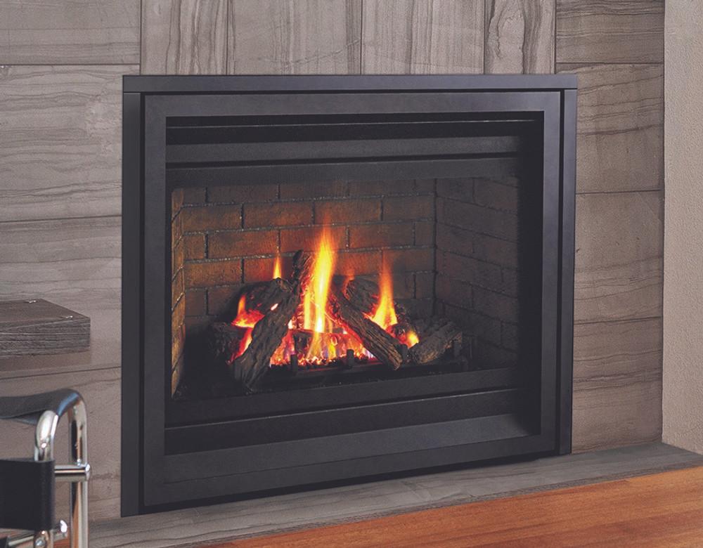 """Regency Panorama 36"""" Gas Fireplace"""