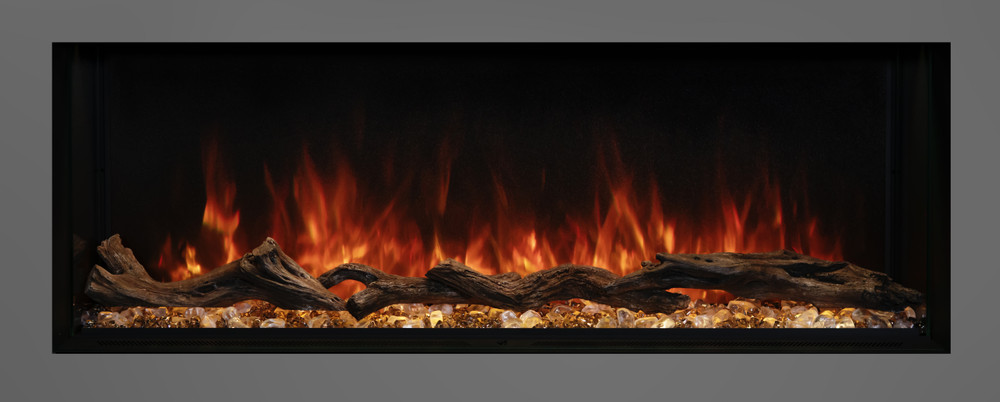 """Modern Flames 44"""" Landscape Pro Multi-Sided Built-In Electric Fireplace"""