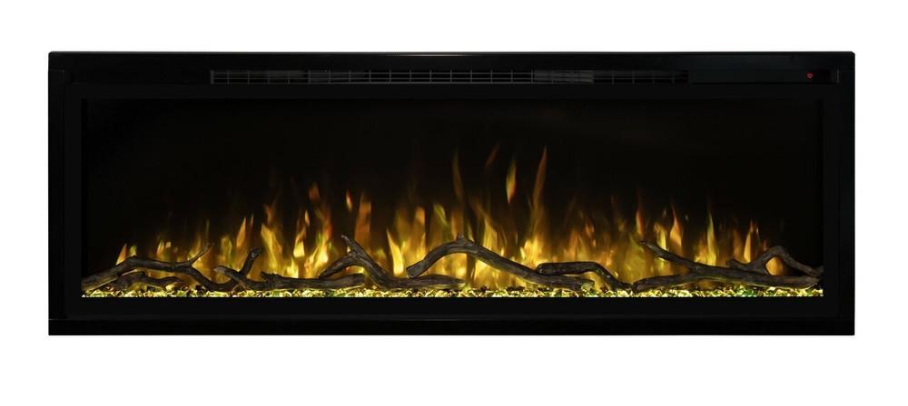 "Modern Flames 100"" Spectrum SlimLine Electric Fireplace"