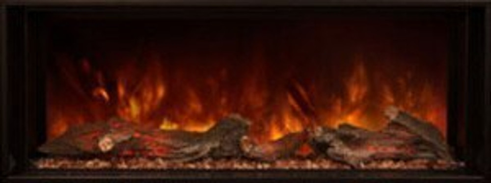 """Modern Flames 80"""" Landscape Fullview 2 Built-In Electric Fireplace"""