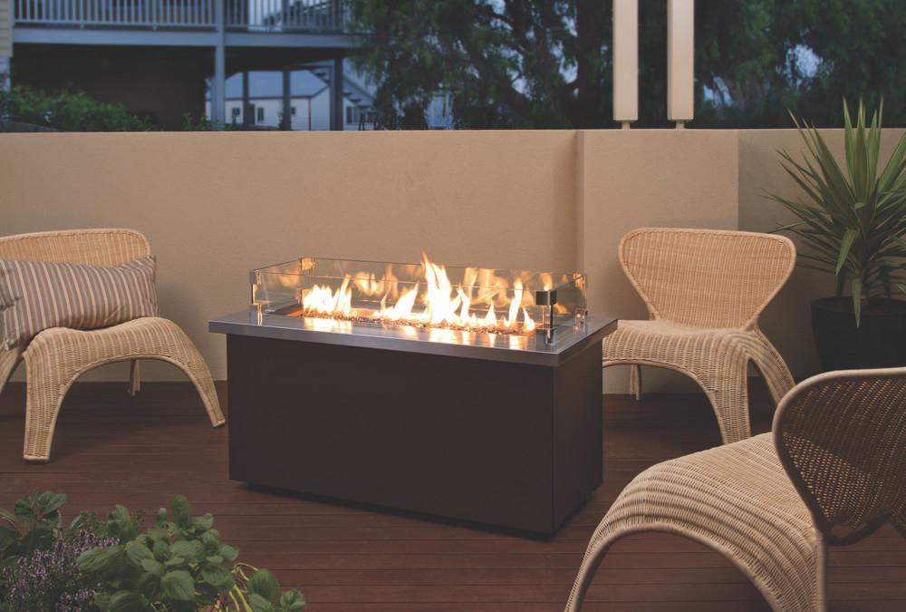 Regency Plateau Outdoor Gas Coffee Table