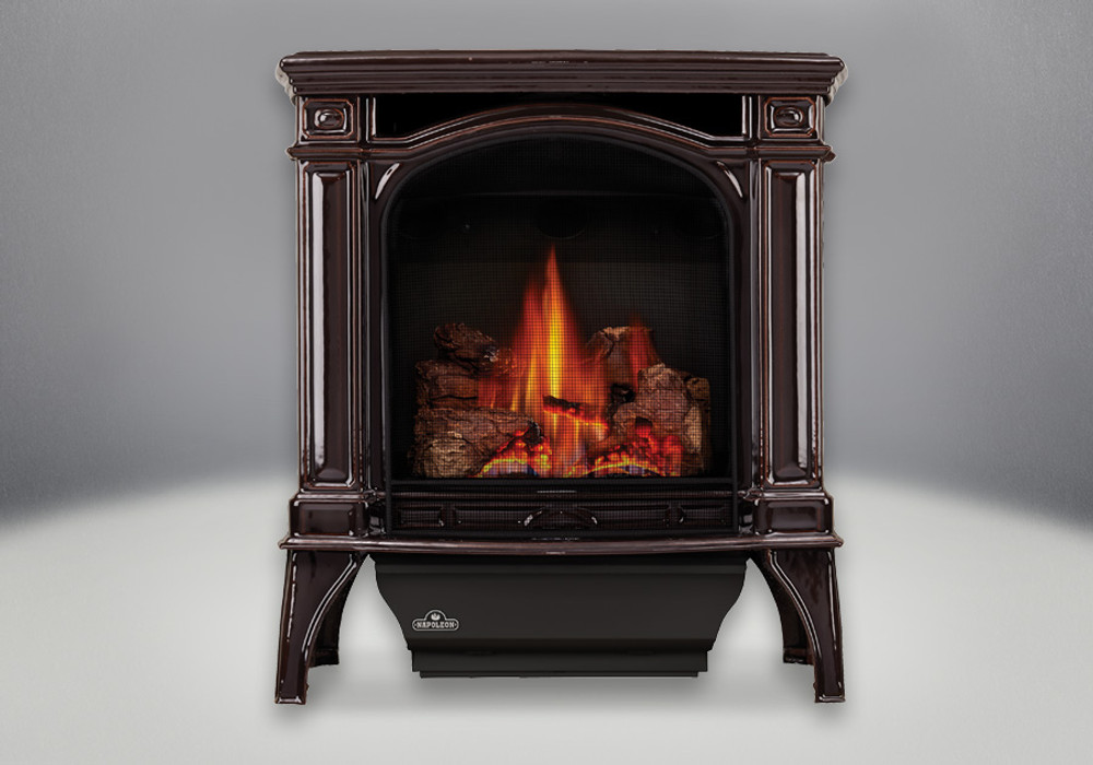Napoleon Bayfield Brown Gas Stove-GDS25NN