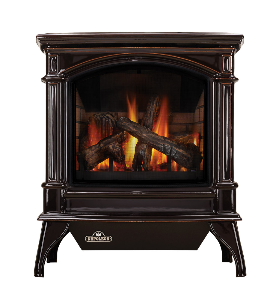 Napoleon Knightsbridge Brown Gas Stove-GDS60-1NN