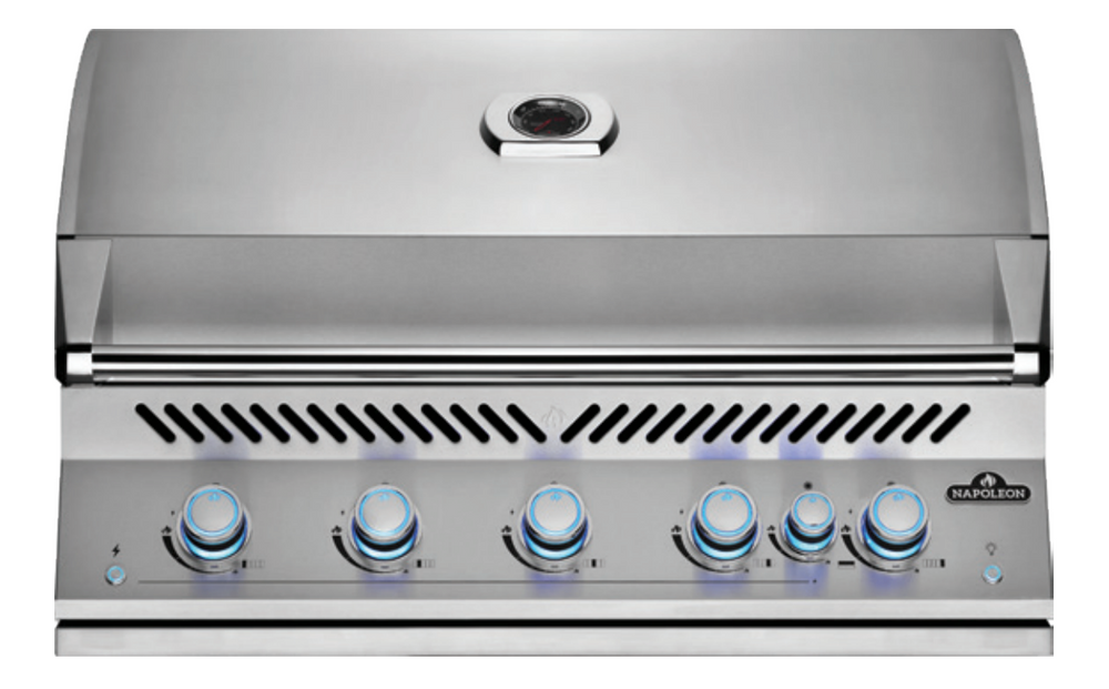 """Napoleon Built-in 700 Series 38"""" Propane Gas Grill"""