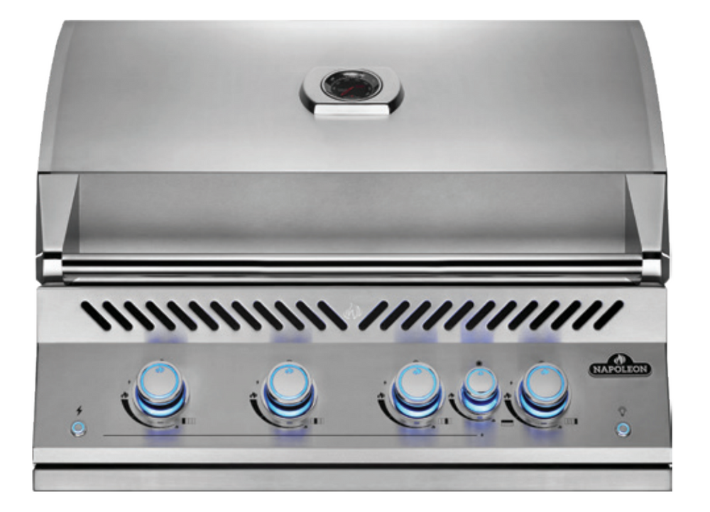 """Napoleon Built-in 700 Series 32"""" Natural Gas Grill"""