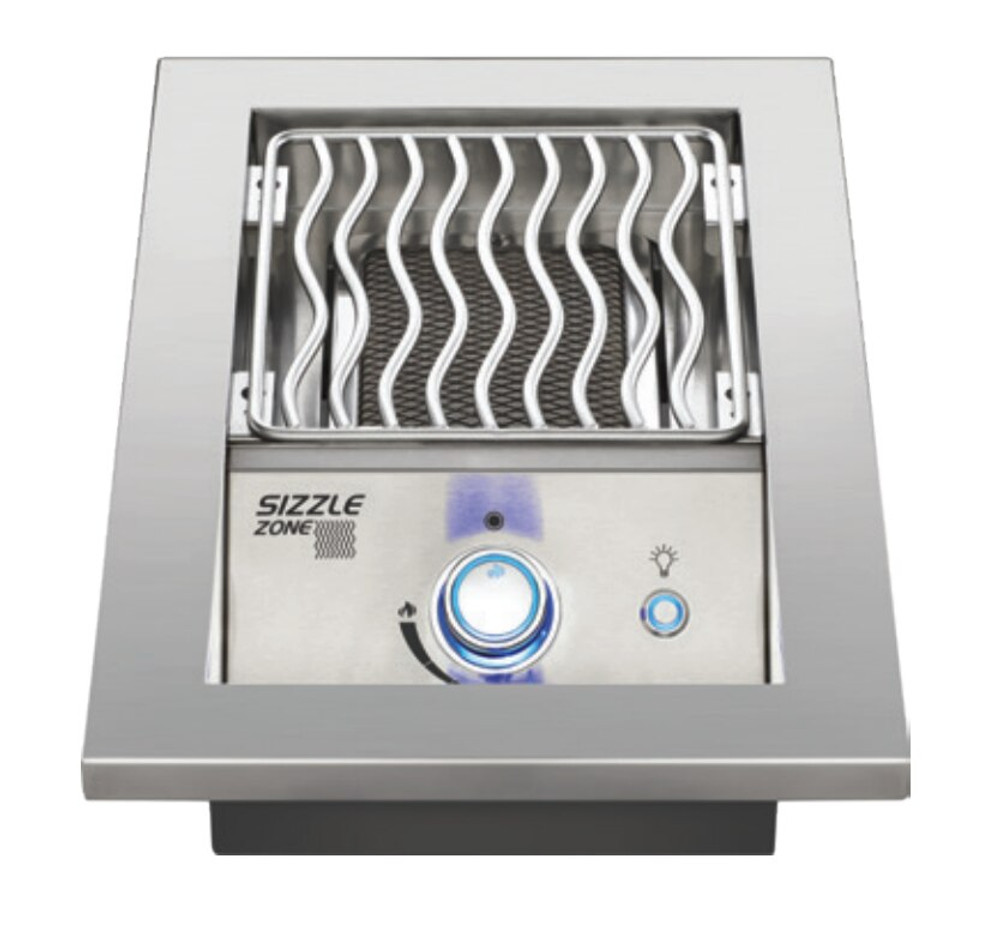 """Napoleon 700 Series 10"""" Infrared Drop-In Burner in Natural Gas"""