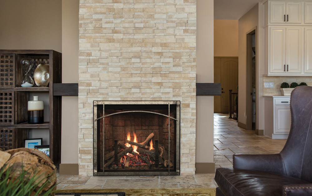 """American Hearth Renegade 40"""" Clean-Face Gas Fireplace"""