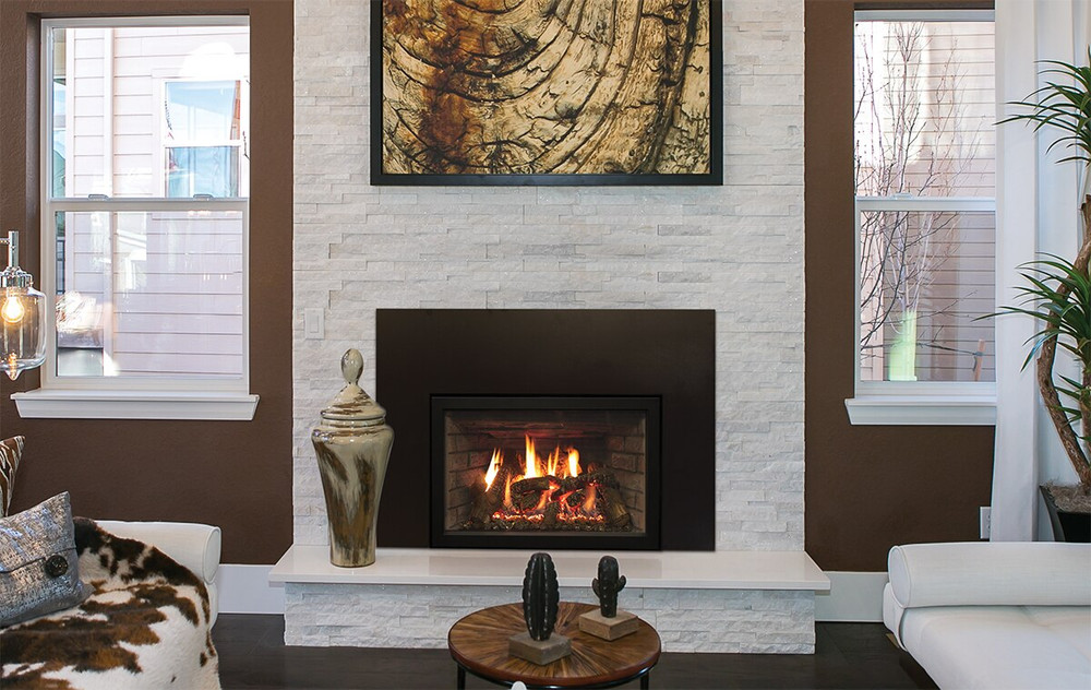 "American Hearth Madison Renegade  35"" Gas Insert"