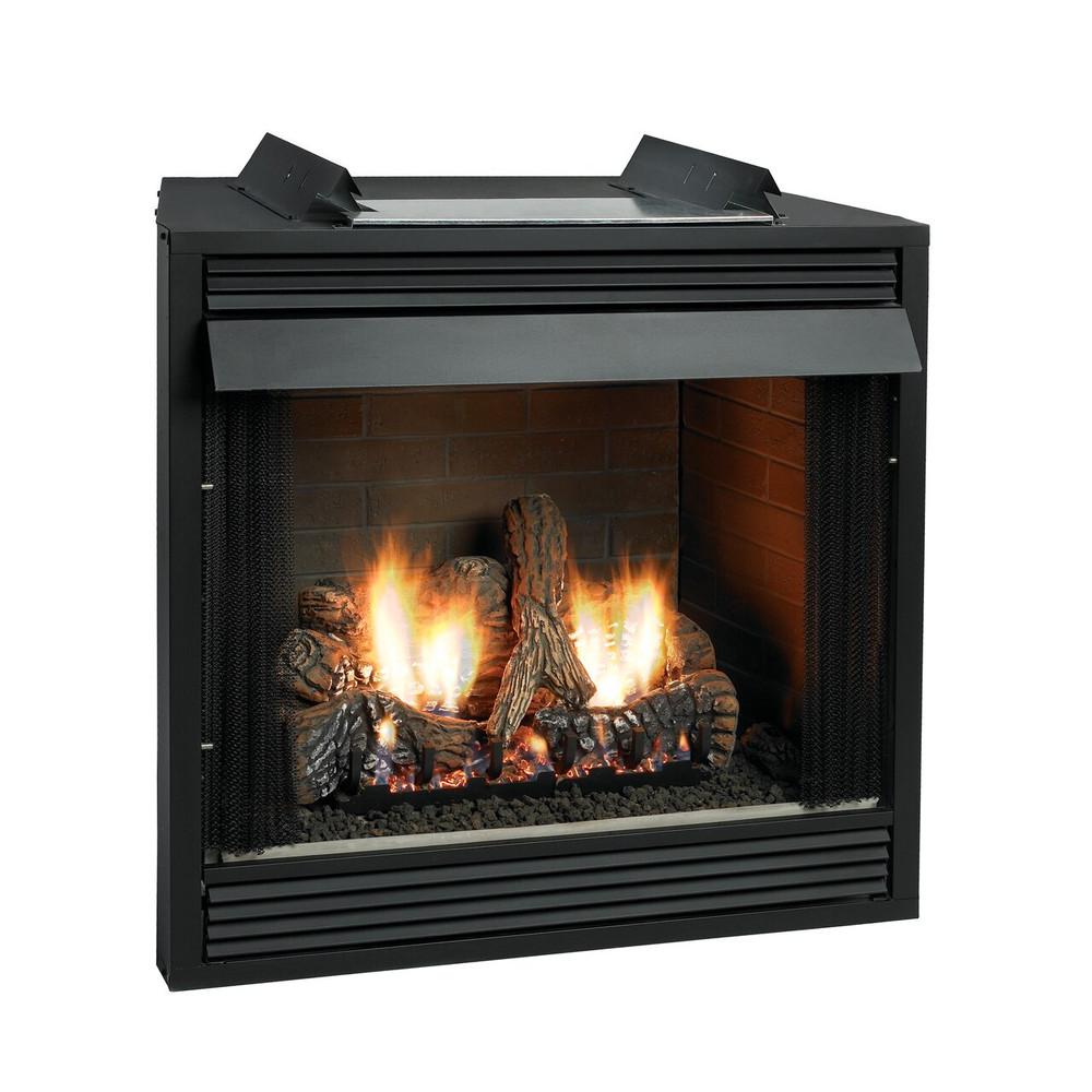 """American Hearth Jefferson Premium 36"""" Vent-Free Firebox"""
