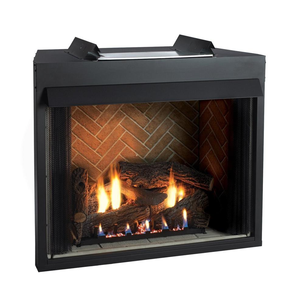 "American Hearth Jefferson Select 36"" Vent-Free Firebox"