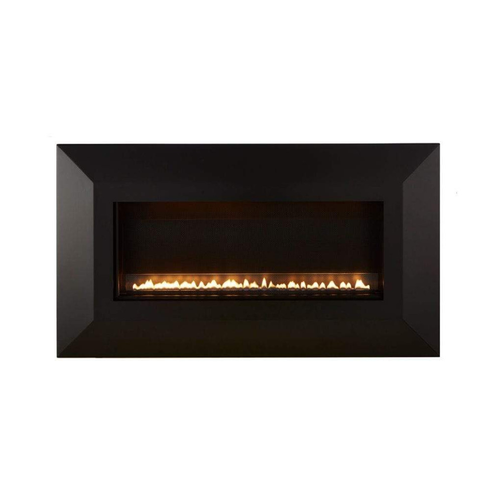"American Hearth Boulevard Linear 30"" Vent-Free Fireplace"