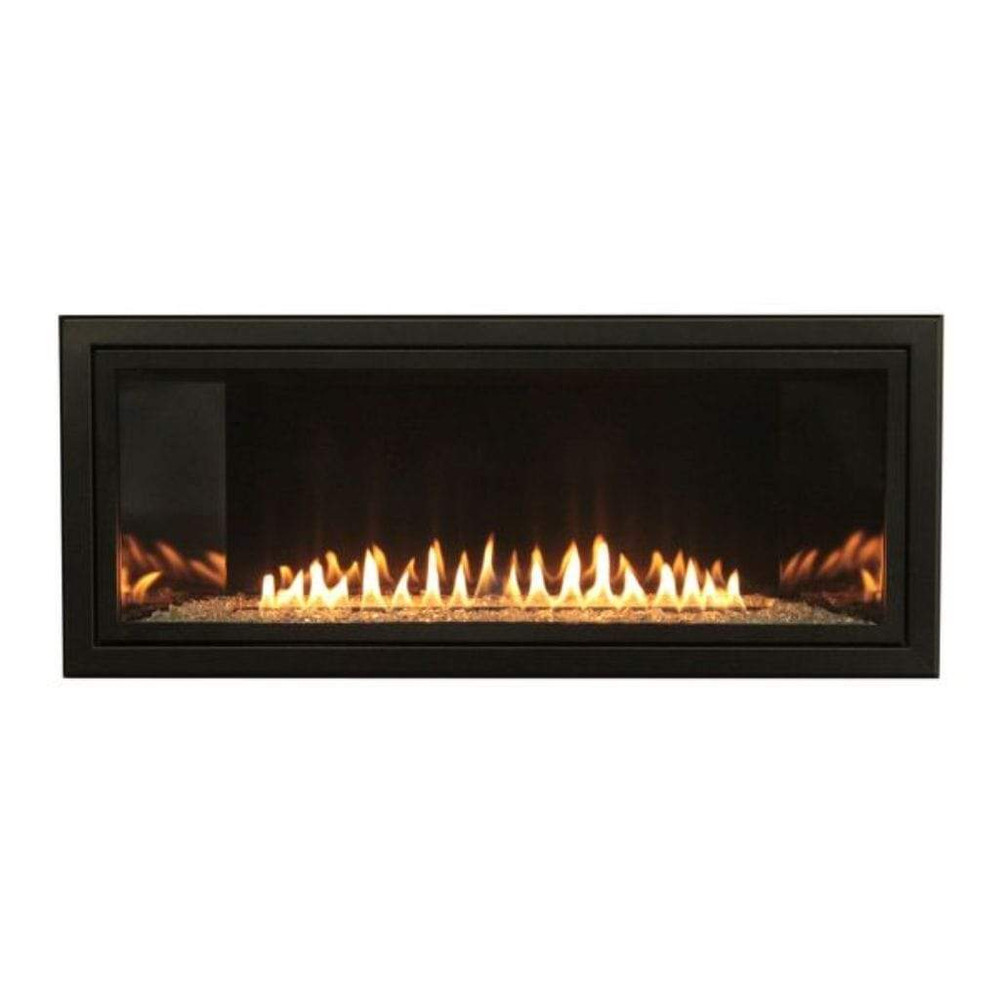 """American Hearth Boulevard Linear 36"""" Vent-Free Fireplace"""